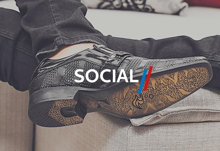 Meio - Social