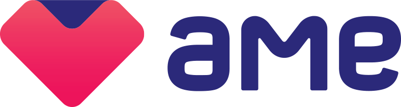 Logo Ame digital