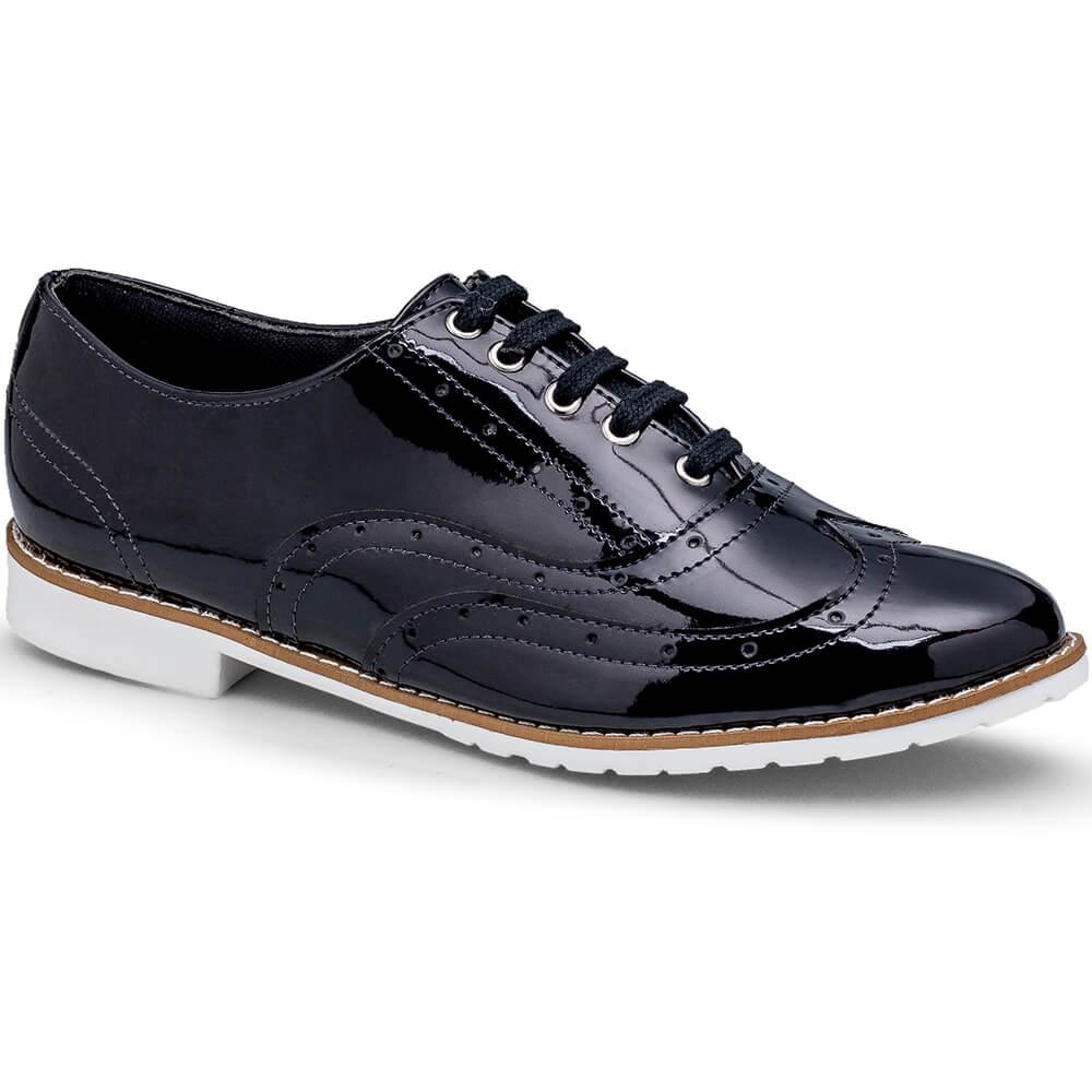481225669 Sapato Oxford Verniz Flamarian - 201282-6 VE - Loja Rafarillo