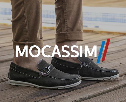 Inferior - Mocassim